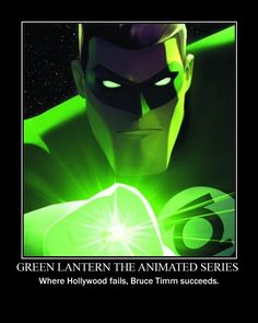 Green Lantern The Animated Series by ~TopcowImage2dF on deviantART