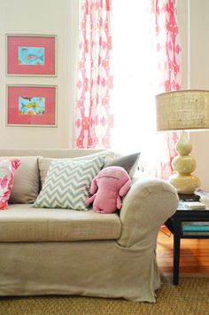 9 ways to bring some pink into your home/life on domino.com