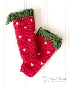 Tutti Frutti: 7 Fun Fruit Knitting Patterns for Summer