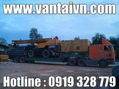 Vận tải container máy móc công trình Bắc Nam