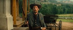 Ethan Hawke in The Magnificent Seven (2016)