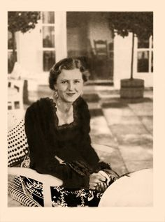 "Eva Braun (1912-1945) - ""A very pretty girl. [At the Berghof], she was the lady of the house. Interested in movies, movie magazines. A very typical young woman of the time, with practically no political interests at all."" - Baldur von Schirach"