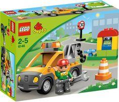 Speurders.nl: Lego Duplo takelwagen