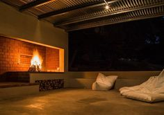 This Saturday we would also like to be sitting on Elephant Leisure Resort's patio next to that crackling logfire!