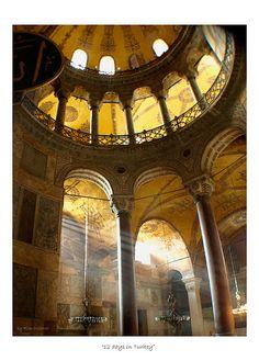 Hagia Sophia, Istanbul by Rion_Wibowo,