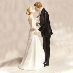 Figurine le marié tenu par la cravate - MARIAGE ORIGINAL (DT COMPANY)