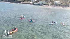 Drone View of people Kayaking with Bath Beach House Getaway Tours, photo compliments of Lunch Lime. Paddle Board Rentals, Visit Bath, Kayak Tours, Swimming Holes, Us Beaches, Beach Chairs, Paddle Boarding, Barbados, Beautiful Beaches
