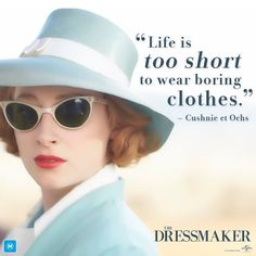 Costumes – Made for Mi The Dressmaker Movie, What Makes A Man, Film Inspiration, Fashion Collage, Kate Winslet, Fashion Quotes, Costume Design, Dressmaking, Pretty Outfits