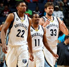 22 best grizzlies images on pinterest memphis grizzlies part of our starting lineup rudy mike marc publicscrutiny Image collections