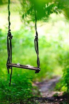 Forgotten swing