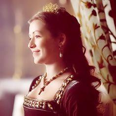 The Tudors: Princess Mary, later Queen Mary I.