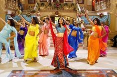 Want to bollywood dance