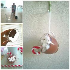 easy ornaments idea