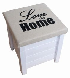 Stool, Sweet Home, Furniture, Home Decor, Decoration Home, House Beautiful, Room Decor, Home Furnishings, Home Interior Design