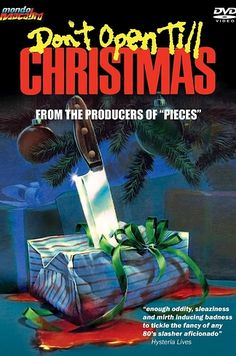 Don't Open Till Christmas | 14 Christmas Horror Movies To Watch This Holiday Season