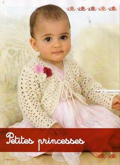 Photo : Baby Wearing, Crochet Hats, Flower Girl Dresses, How To Wear, Albums, Fashion, Hand Crafts, Ideas, Tejidos