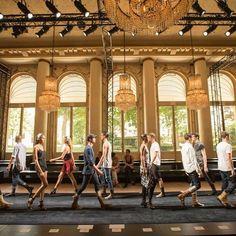 Paris Menswear S/S 2016 Balmain