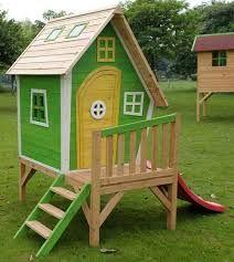 Resultado de imagen para casitas para niños