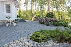 Backyard, Patio, Front Yard Landscaping, Exterior Design, Landscape Design, Terrace, Outdoor Decor, Flowers, Home