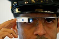 Dubai Police to use Google Glass to catch traffic violators. Dubai Police is now testing the use of Google Glass for traffic officers. #GoogleGlass