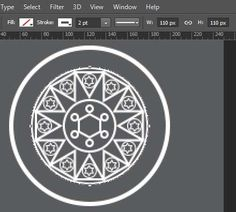 Create a Complex, Repeating, Geometric Pattern in Photoshop - Tuts+ Design & Illustration Tutorial