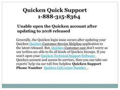 15 Best quicken support number 1888-524-8675 images