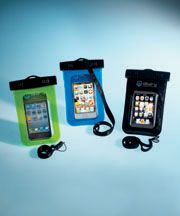 Waterproof Cases for Smartphones or Tablets
