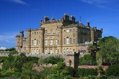 List of Castles in Scotland | Kincardine Castle, Kincardine O'Neil, Aberdeenshire, Scotland