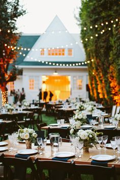 A Charming Wedding at the Lombardi House in LA