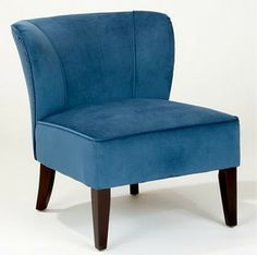 Peacock Quincy Chair - contemporary - chairs - World Market