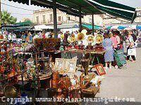Markets in Barcelona – food, crafts, flea. (in Spanish – en castellano)