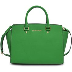 Michael Kors Selma bag ($470) ❤ liked on Polyvore