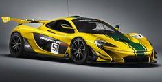 McLaren P1 GTR – Une livrée exclusive pour Genève