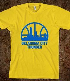OKC Thunder.