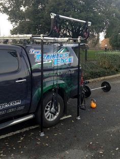 Truck Mounted Mobile Gym