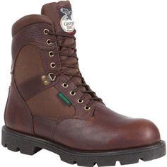 c6492127f305 Best Georgia Boot G107 Homeland Steel-Toe Mens Work Shoes Sale for Black  Friday 2015