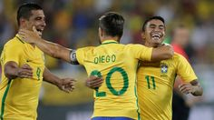 CAnadauenCE tv: Brasil vence Colômbia com gol de Dudu