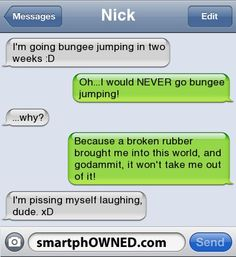 Page 216 - Autocorrect Fails and Funny Text Messages - SmartphOWNED