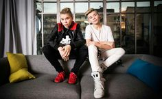 General picture of Marcus and Martinus - Photo 35 of 35 Actor Picture, Actor Photo, Marcus Y Martinus, Levi Miller, Studio Logo, Video New, New Pictures, Singer, Actors