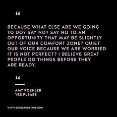 Book of the week Yes Please by Amy Poehler #hustle #book #motivation #inspiration #entrepreneur #girlboss #boss
