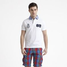 e7e1dcd2d cheap discount Tommy Hilfiger Men Short Sleeve Polos SUTOHSPOM098 [$20.00]