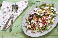 Clavel's Cook: saladas