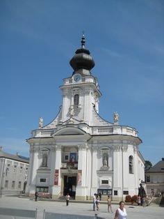 Wadowice, Poland - Hometown Church of Bl. John Paul II