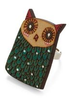cute owl ring!!!! @Madison Paulette