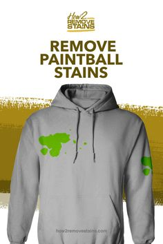 For those who love to play paintball, expect a pile of clothes that are packed with paintball stains. After a paintball game, it is vital to wash How Do You Remove, How Do You Clean, Stain On Clothes, Paintball Gear, Sugar Free Gum, Dish Detergent, Frat Coolers, Cleaning Equipment, Golf Quotes