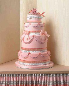 可愛いもの大好き!なプレ花嫁必見☆ リボンをモチーフにしたウェディングケーキ7選 こんばんは!... - Piccoro Mariage