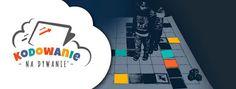 Kodowanie na dywanie Tech Companies, Company Logo, School, Early Education, Therapy, Schools