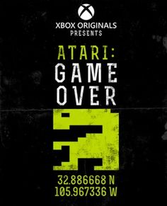 Atari: Game Over Documentary for FREE
