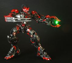 Custom Build: HG 1/144 Gundam Barbatos [Project Noir] - Gundam Kits Collection News and Reviews