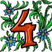 Significato del Numero 4